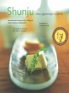 Shunju (eBook): New Japanese Cuisine