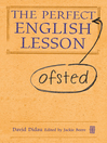 The Perfect Ofsted English Lesson (eBook)