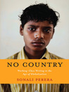 No Country (eBook): Working-Class Writing in the Age of Globalization