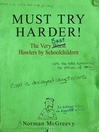 Must Try Harder! (eBook): The Very Worst Howlers By Schoolchildren