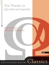 Theory Of Quantum Liquids (eBook)