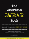 The American Swear Book