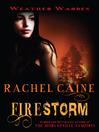 Firestorm (eBook): Weather Warden Series, Book 5