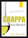 Grappa (eBook): Italy Bottled