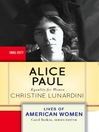 Alice Paul (eBook): Equality for Women