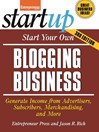 Start Your Own Blogging Business (eBook)