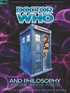 Doctor Who and Philosophy (eBook)