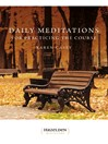 Daily Meditations for Practicing the Course (eBook)