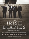 The Irish Diaries (eBook): Alastair Campbell (1994–2003)