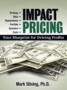 Impact Pricing (eBook): Your Blueprint for Driving Profits