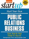 Start Your Own Public Relations Business (eBook)