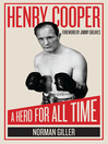 Henry Cooper (eBook): A Hero For All Time