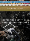 Contentious Activism and Inter-Korean Relations (eBook)