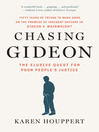 Chasing Gideon (eBook): The Elusive Quest for Poor People's Justice