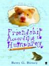 Friendship According to Humphrey (eBook): Humphrey Series, Book 2