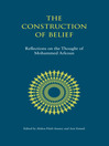 The Construction of Belief (eBook): Reflections on the Thought of Mohammed Arkoun