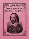 Love Sonnets of Shakespeare (eBook)