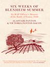 Six Weeks of Blenheim Summer (eBook): An RAF Officer's Memoir of the Battle of France 1940