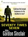 Seventy Times Seven (eBook)