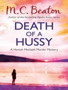 Death of a Hussy (eBook): Hamish Macbeth Mystery Series, Book 5