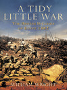 A Tidy Little War (eBook): The British Invasion of Egypt 1882