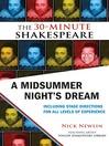 A Midsummer Night's Dream (eBook)