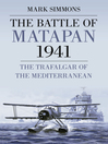 The Battle of Matapan 1941 (eBook): The Trafalgar of the Mediterranean