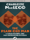 The Plain Old Man (eBook)