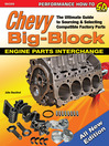 Chevy Big-Block Engine Parts Interchange (eBook): The Ultimate Guide to Sourcing and Selecting Compatible Factory Parts
