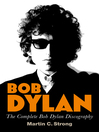 Bob Dylan (eBook): The Complete Discography