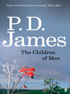 The Children of Men (eBook)