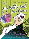 Mrs. Budley Falls from Grace (eBook): Poor Relation Series, Book 3