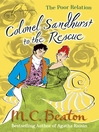 Colonel Sandhurst to the Rescue (eBook): Poor Relation Series, Book 5