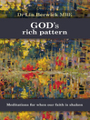 God's Rich Pattern (eBook): Meditations for when our faith is shaken