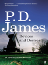 Devices and Desires (eBook): Inspector Adam Dalgliesh Series, Book 8