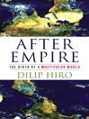 After Empire (eBook): The Birth of a Multipolar World