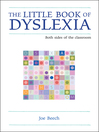 The Little Book of Dyslexia (eBook): Both Sides of the Classroom