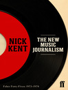 The New Music Journalism (eBook): Faber Forty-Fives: 1973?1974