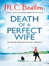 Death of a Perfect Wife (eBook)