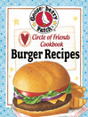 25 Burger Recipes (eBook)