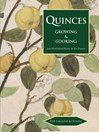 Quinces (eBook): Growing and Cooking