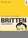 The Faber Pocket Guide to Britten (eBook)
