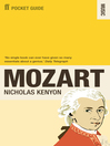The Faber Pocket Guide to Mozart (eBook)