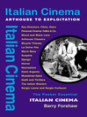 Italian Cinema (eBook): Arthouse to Exploitation