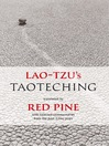 Lao-tzu's Taoteching (eBook)