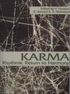 Karma (eBook): Rhythmic Return to Harmony