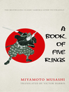 A Book of Five Rings (eBook)