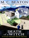 Death of a Witch (eBook): Hamish Macbeth Mystery Series, Book 25