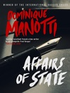 Affairs of State (eBook)