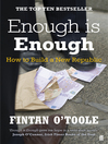 Enough is Enough (eBook): How to Build a New Republic